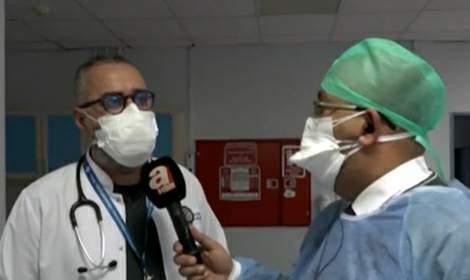 A Haber ekibi Tokat'ta yoğun bakım ünitesini görüntüledi