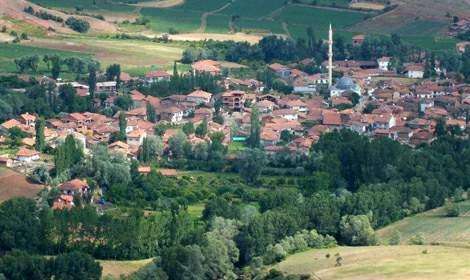 Zile'de bir köy karantinaya alındı