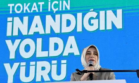 Zengin, 'Tokat Milletvekili olduğum için gurur duyuyorum'